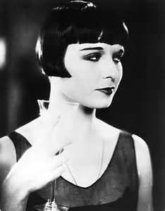 Louise Brooks, the poster girl for living it up in 1920s Hollywood.