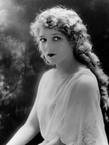 Mary Pickford, one of 1920s Hollywood's biggest stars.