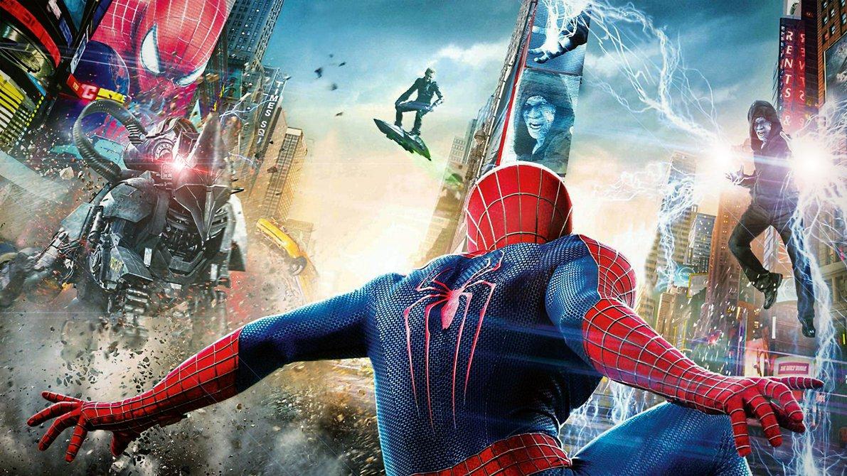 the amazing spider man wallpaper apk