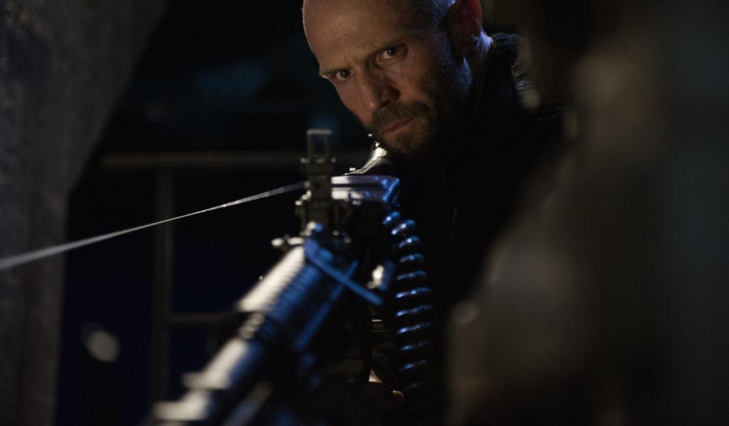Jason Statham will kill again in MECHANIC: RESURRECTION.