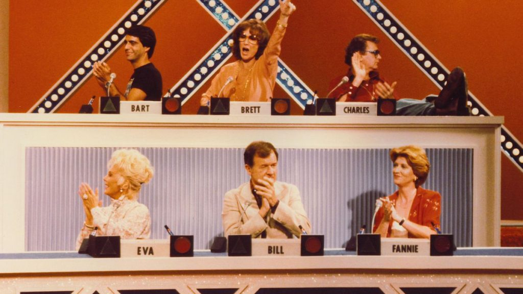 A very '70s episode of The Match Game (1973 - '79)