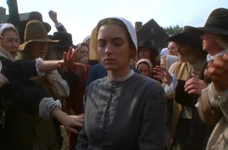 the dangers of witch hunting in the crucible Crucible, the (director: nicholas hytner , which was meant to point out the dangers of the commie witch hunts and the red.