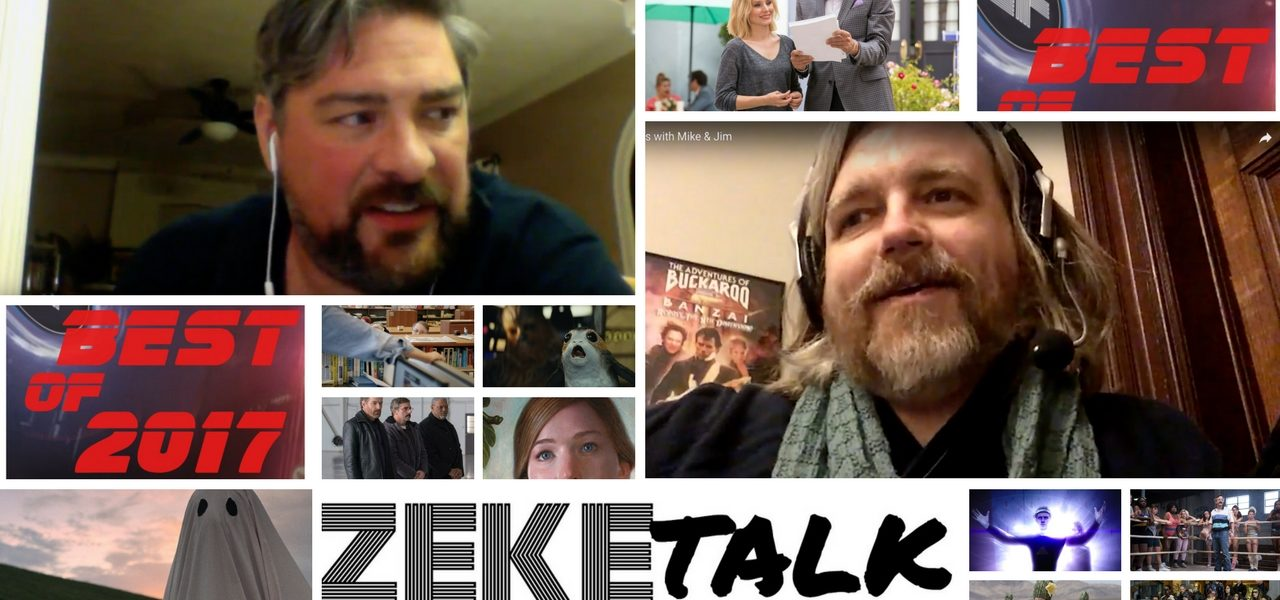 ZekeTalk Podcast