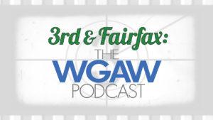 3rd & Fairfax: The WGAW Podcast logo