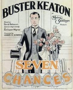 1925 Seven Chances
