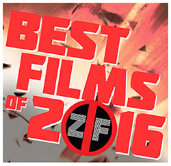 ZekeFilm Best Films of 2016
