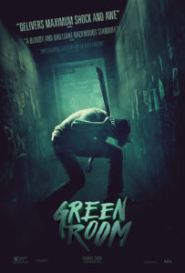 GreenRoomPoster