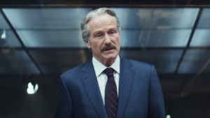 "William Hurt returns to the MCU as ""Thunderbolt"" Ross."