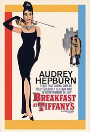 Hepburn_Bfast at Tiffanys poster