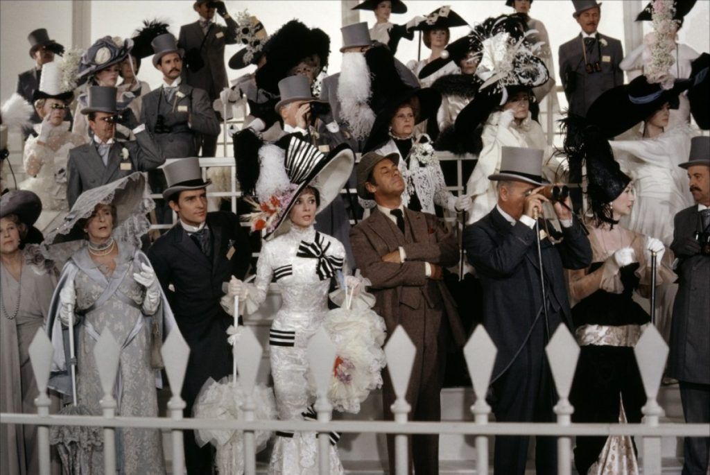 Hepburn_My Fair Lady