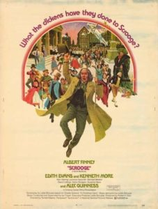 Scrooge 1970 poster
