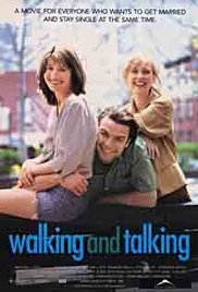 Walking and Talking poster