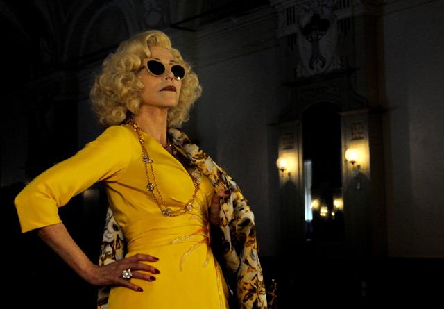 Jane Fonda in YOUTH