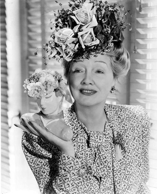gossip columnist Hedda Hopper