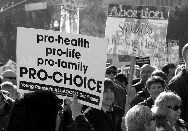 prolife prochoice