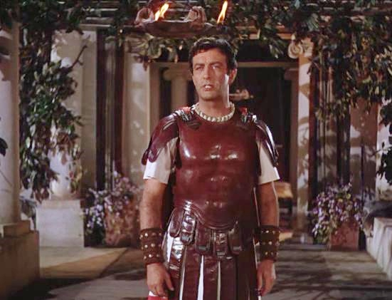 Robert Taylor in Quo Vadis (1951)