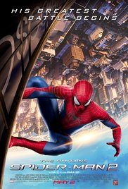 Amazing Spider-Man2 poster