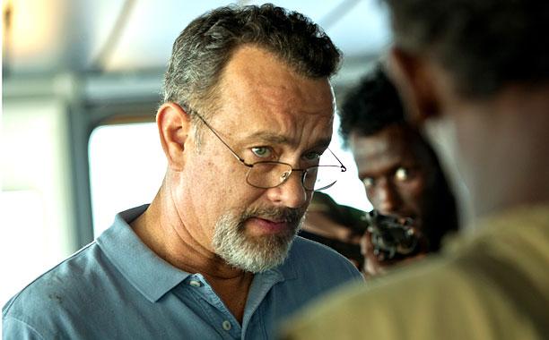 Captain Phillips (2013) Tom Hanks, left, and Mahat Ali