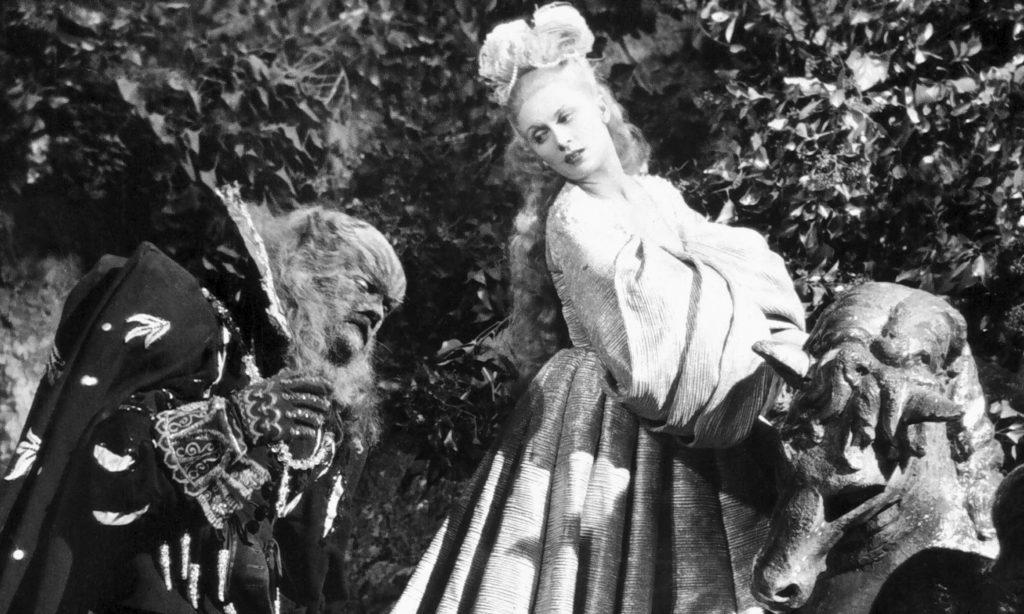 Cocteau's La belle et la bete