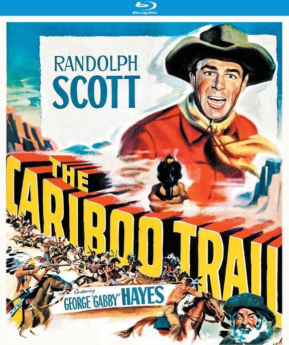 Cariboo Trail poster