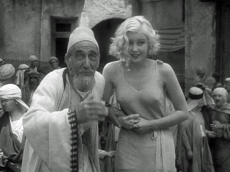 Chandu old man and damsel