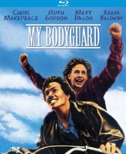 My Bodyguard poster