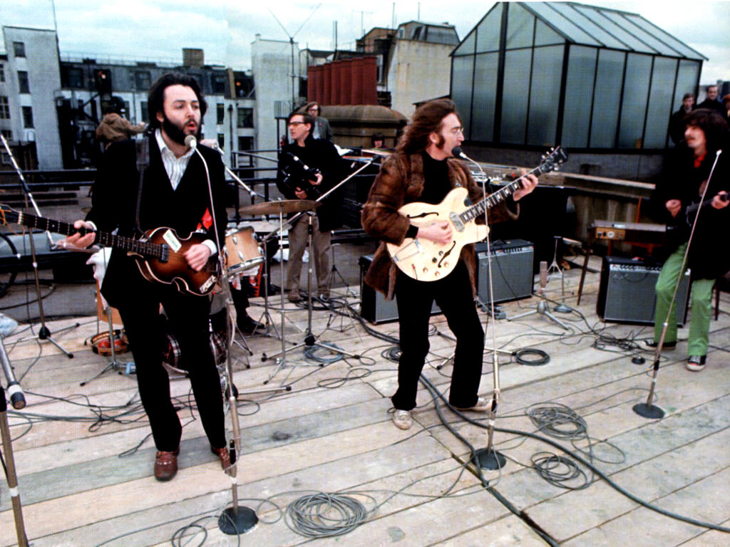 beatles-rooftop
