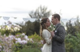 Alicia Vikander and Michael Fassbender dance in The Light Between Oceans (2016)