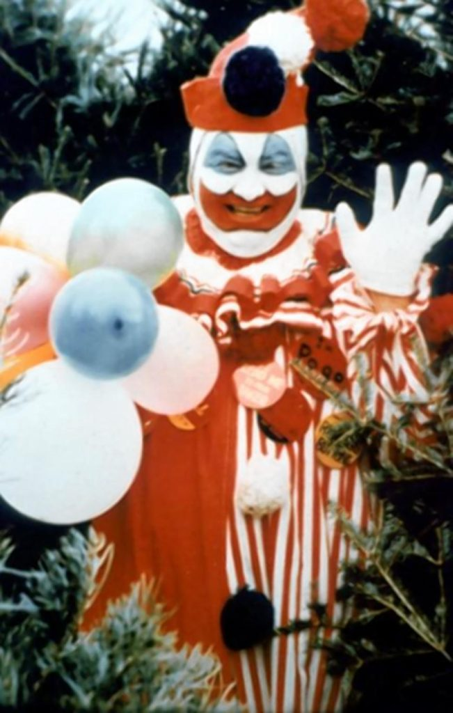 John Wayne Gacy (1942 - 1994): Everybody loves a clown?