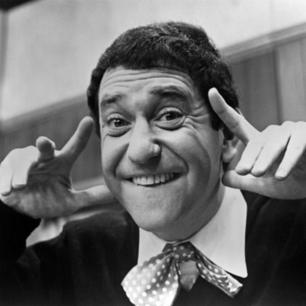 kids show host Soupy Sales