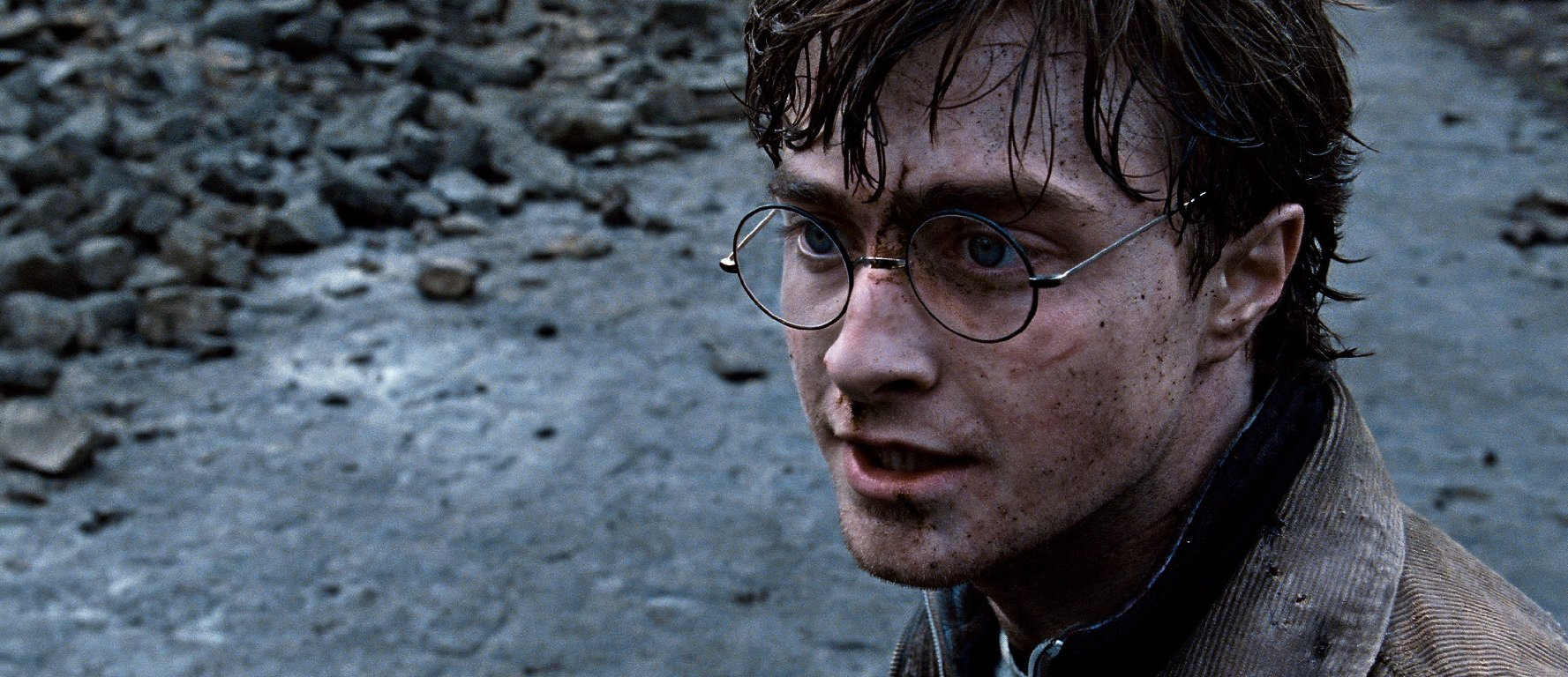 Daniel Radcliffe in Harry Potter and the Deathly Hallows - Part 2 (2011)