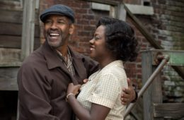 Denzel Washington and Viola Davis in Fences (2016)