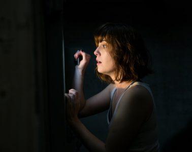 Mary Elizabeth Winstead in 10 Cloverfield Lane (2016)