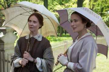 Cynthia Nixon and Jennifer Ehle in A Quiet Passion