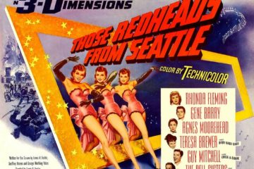 Those Redheads From Seattle Poster (1953)