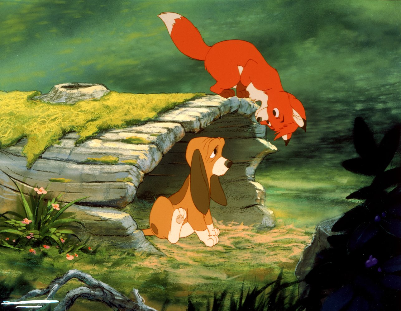 The Fox And The Hound Disney S Most Unsung Classic Zekefilm