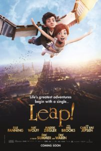 Leap! (2016) Poster