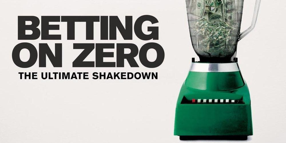 betting on zero review