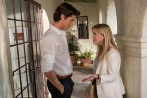 Pico Alexander and Reese Witherspoon in HOME AGAIN (2017)