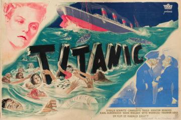TITANIC (1943) Poster