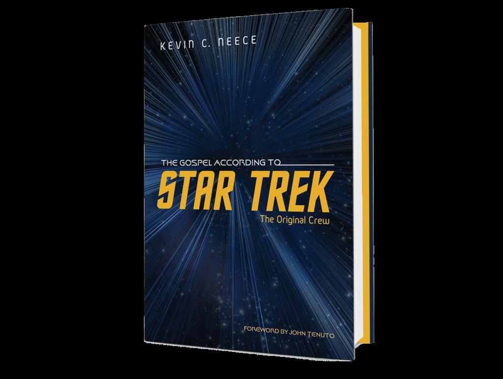 ZekeTalk: Reel Theology – THE GOSPEL ACCORDING TO STAR TREK w/ Kevin
