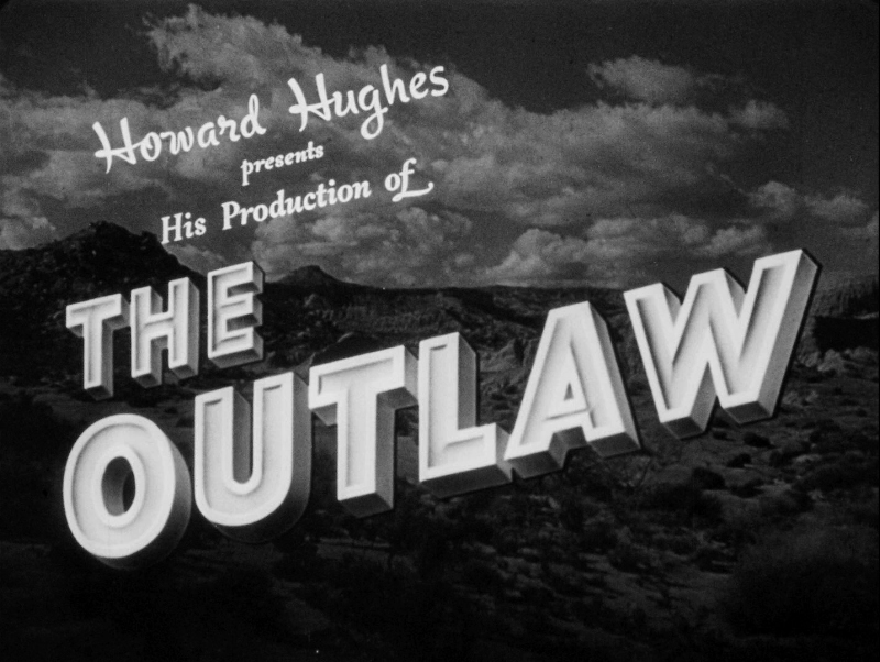 THE OUTLAW (1943) – Blu-ray Review – ZekeFilm