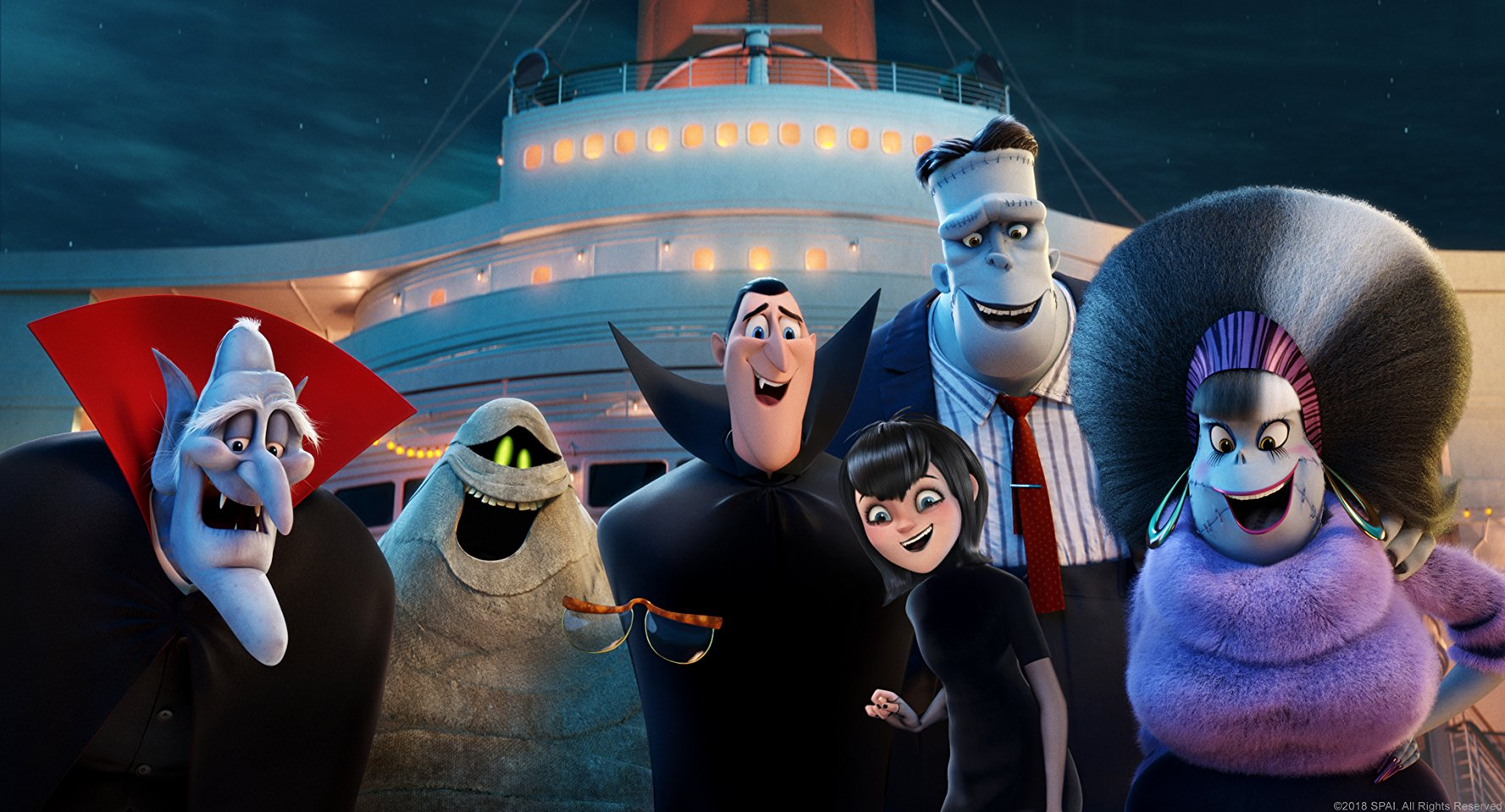 Max On Movies Hotel Transylvania 3 Summer Vacation Zekefilm