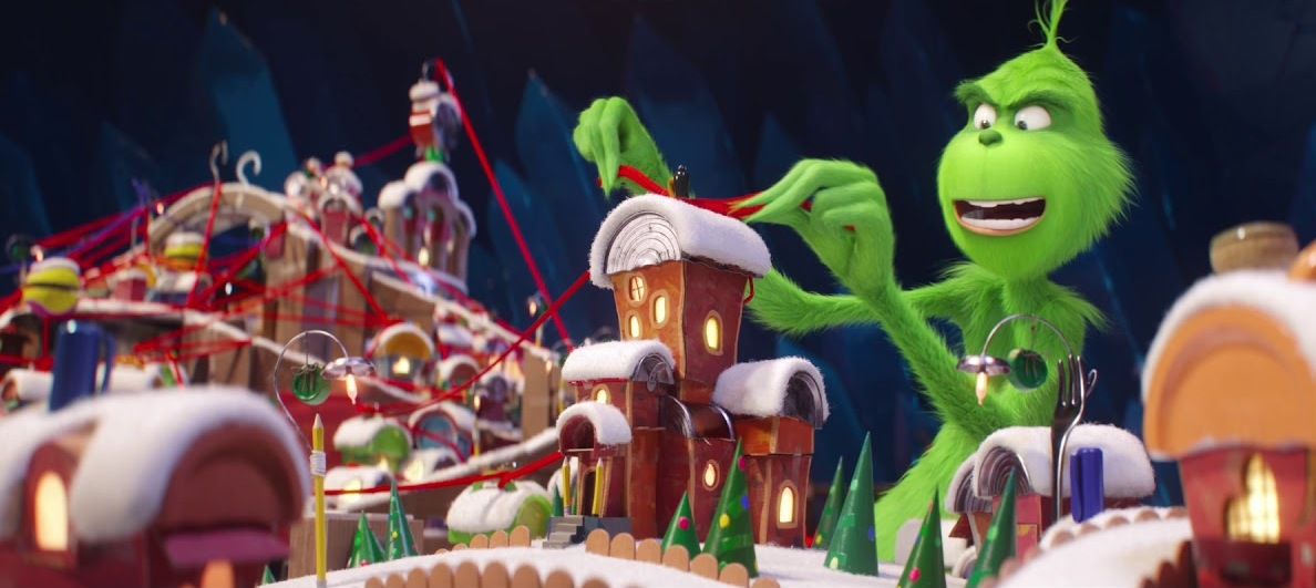 The Grinch 2018 Film Review Zekefilm