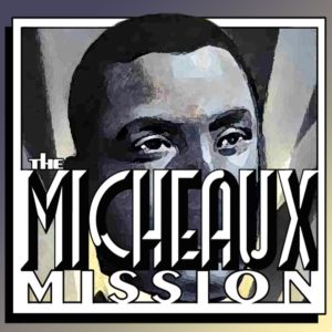 Micheaux Mission podcast logo