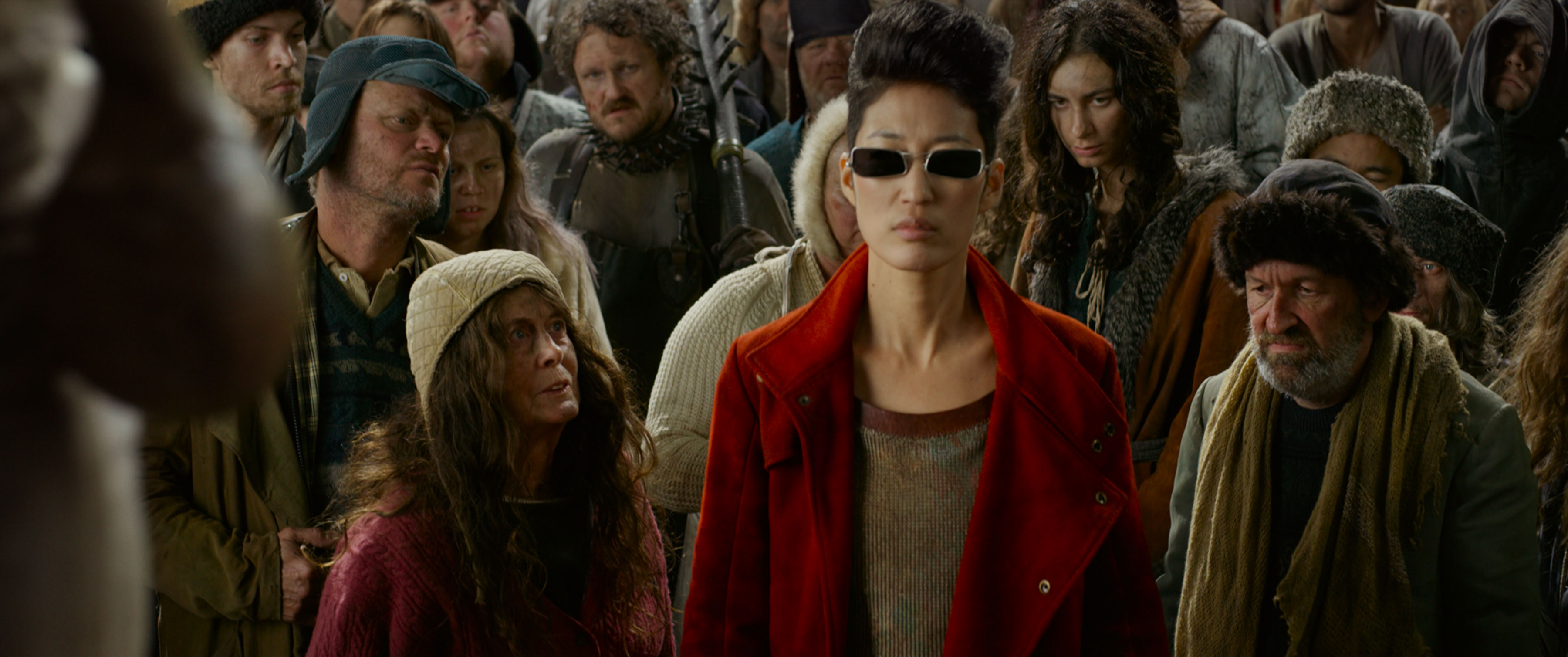 Jihae in MORTAL ENGINES (2018)