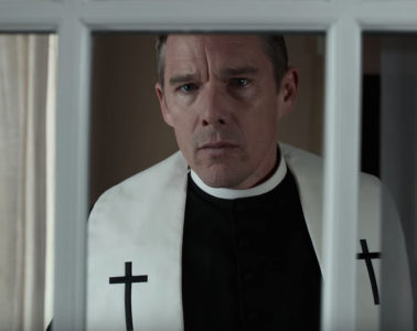 Ethan Hawke in First Reformed (2017)