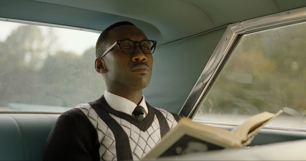 Mahershala Ali in GREEN BOOK (2018)