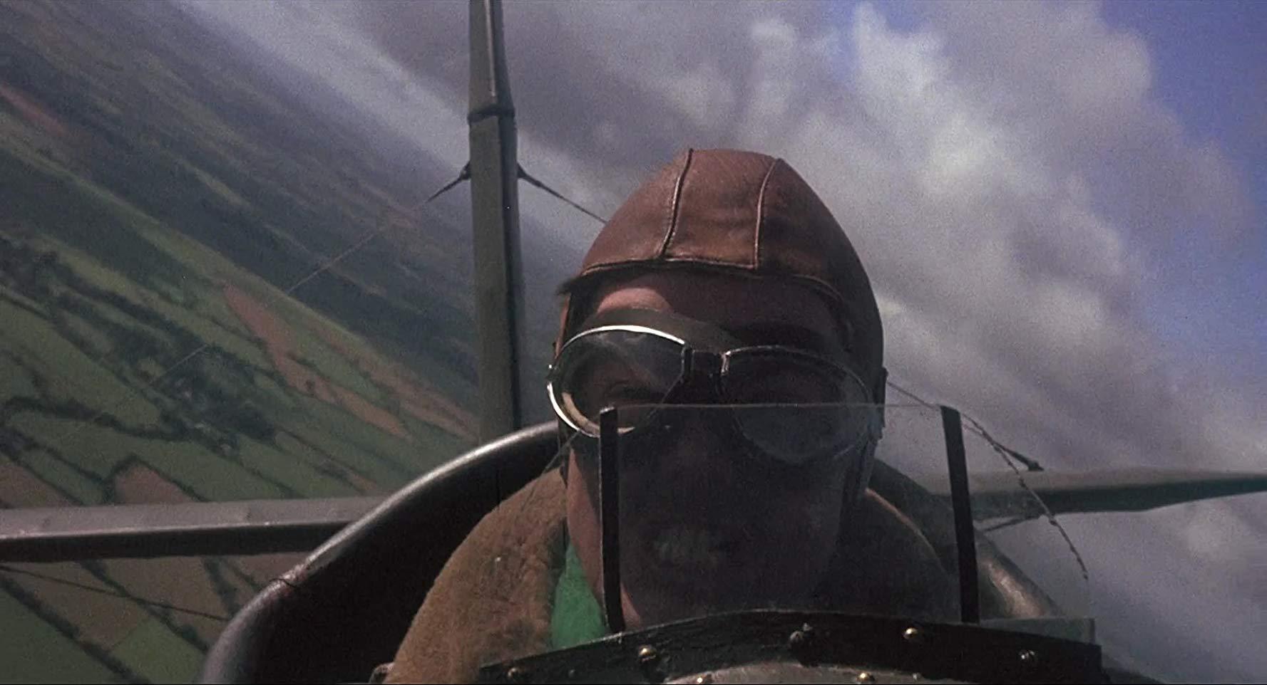 War Movie - Von Richthofen and Brown (1971)