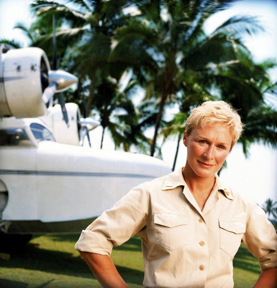 Glenn Close in SOUTH PACIFIC (2001)